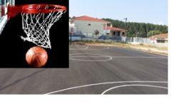 Νέο γήπεδο μπάσκετ